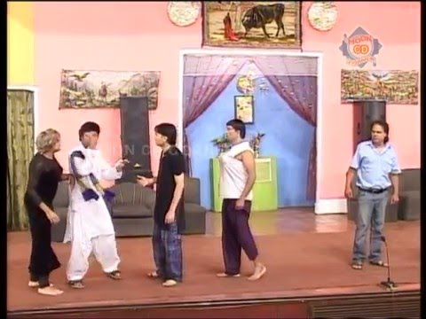 SHARTIA KHATTAY NEW PAKISTANI PUNJABI STAGE DRAMA 2014