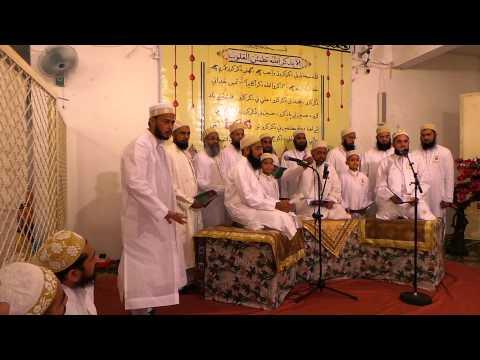Fahaheel Zakereen Haflat 28 Rajab 1435