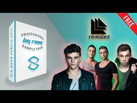 [FREE] Big Room Sample Pack | Hardwell, Blasterjaxx, Revealed Recordings Style [2019]
