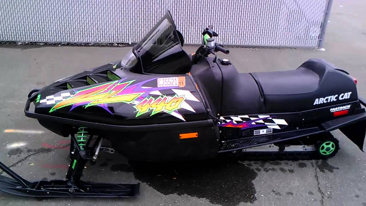 Arctic Cat Zl