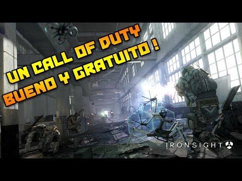 Ironsight : El Call Of Duty De Bajo Presupuesto l Deberian Jugarlo ?