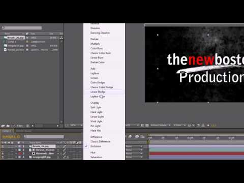 After Effects CS4 Project - How to Make a Sweet Freakin Intro
