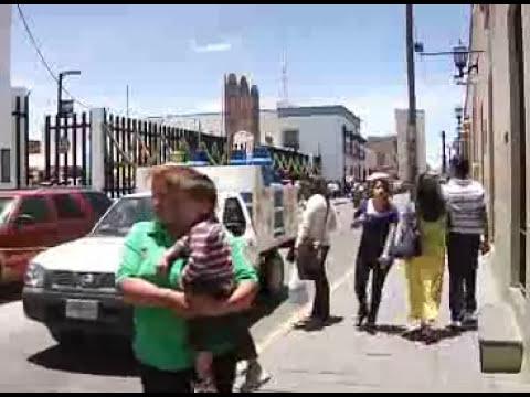 "Desafortunado saldo en ""Expo Feria Huamantla"""