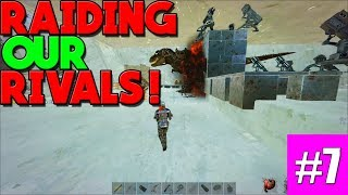 ARK EXTINCTION OFFICIAL NOOB TO GOD - HUGE LOOT FROM EASY RAID!