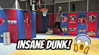 I DUNKED IT AT THE NBA PLAY ZONE VideoMp4Mp3.Com