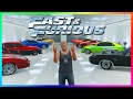 TOP 10 FAST & FURIOUS CARS TO OWN IN GTA ONLINE   BEST GTA 5 FAST AND FURIOUS VEHICLES! (F&F CARS)