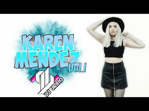 Karen Mendez Cover remix  2017 DJ Jairo