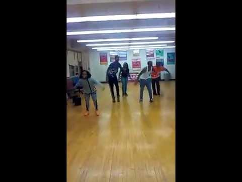 Whip Dance, Nae Nae, Stanky Leg video
