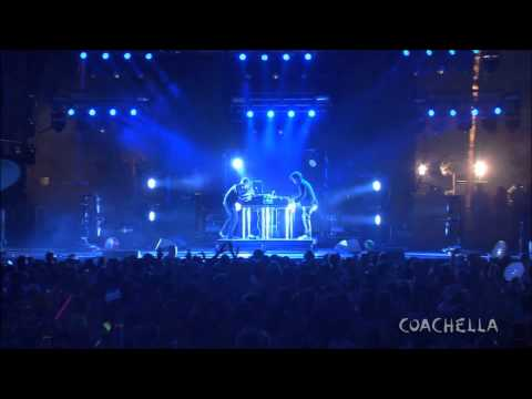 Simian Mobile Disco PART 2/3 LIVE COACHELLA 4/14/2013 (Super-Res 1080p)