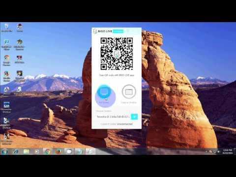 Cara Bigo Live Connector (terkoneksi ke PC/Laptop) Gaming dll