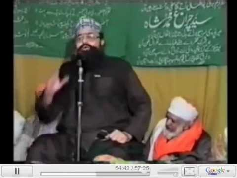 Proof that Wahhabis and Qadianis are both kafir by Syed Irfan Shah Mashadi