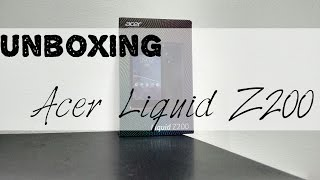#8-Unboxing Acer Liquid Z200 en Español | New Android