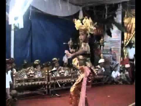 Balinese Dance Joged Bumbung