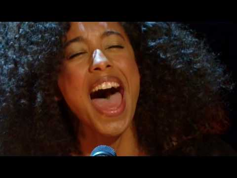 Corinne Bailey Rae on Later - I'd Do It All Again