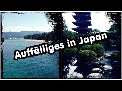 [Vlog] Auffällig in Japan #4︱Verpackungsmüll︱ Kriminalität︱Umgang mit Krankheiten