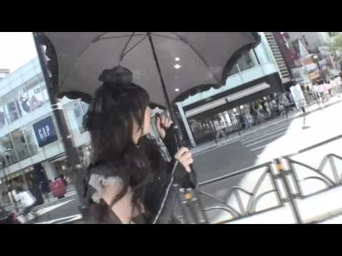 Japanese gothic lolita girl - subtitle 2