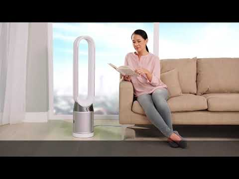 Dyson Pure Cool Tower Fan - White/Silver