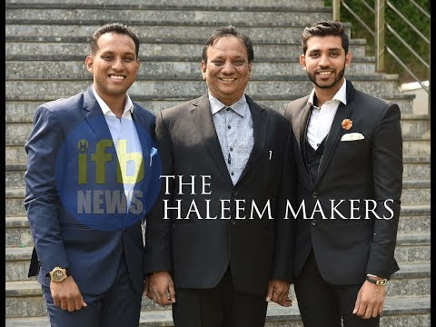 Haleem Making Process | Pista House