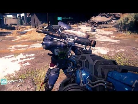 Destiny : Gameplay Demo from Bungie (E3 2013 Coverage)