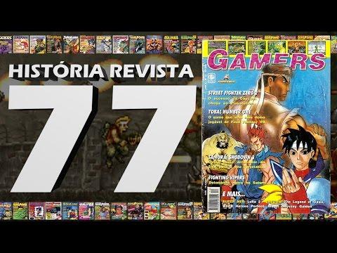 História Revista - 77 - Gamers 12