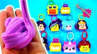 NO elijas el juguete Lego incorrecto para hacer Slime / Supermanualidades