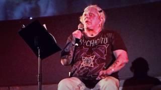 Genesis Breyer P-Orridge lecture at MoMA/PS1 2/26/2017