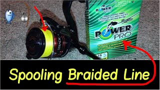 download lagu 🎣how To Spool Braided Line Review On A Spinning gratis