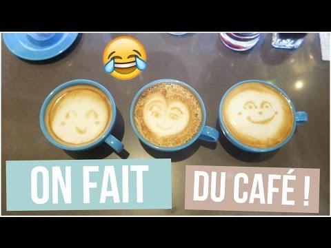 ON FAIT DU CAFÉ ♡