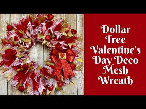 Download Video Dollar Tree Valentine S Day Crafts Easy Dollar Tree