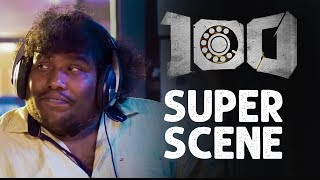 100 - Super Scene 4 | Atharvaa | Hansika Motwani | Tamil latest Movie 2019