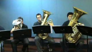 Tubas of Mass Destruction - Hypnotize/Mesmerize - System of the Down