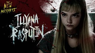 The New Mutants | Meet Illyana Rasputin | 20th Century Studios