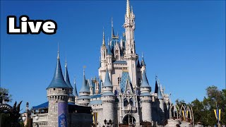 Magic Kingdom Live Stream - 4-13-18 - Walt Disney World