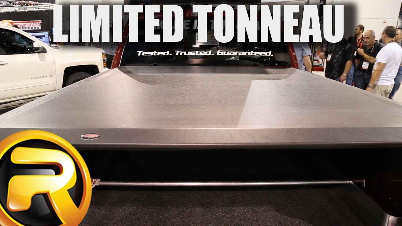 Under Tonneau Cover Storage Edition Tonneau Cover