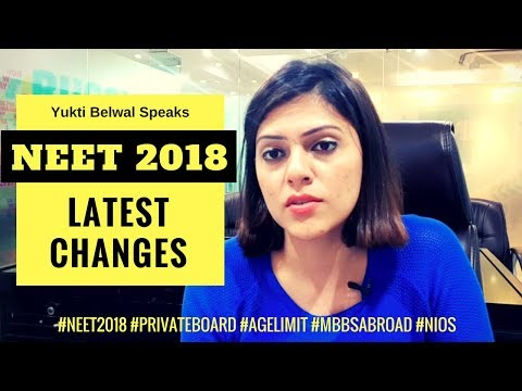 NEET 2018 COMPULSORY FOR STUDYING MBBS ABROAD? | YUKTI BELWAL