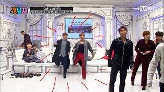 THE WAYS JUNGKOOK & TAEHYUNG MATCHING!