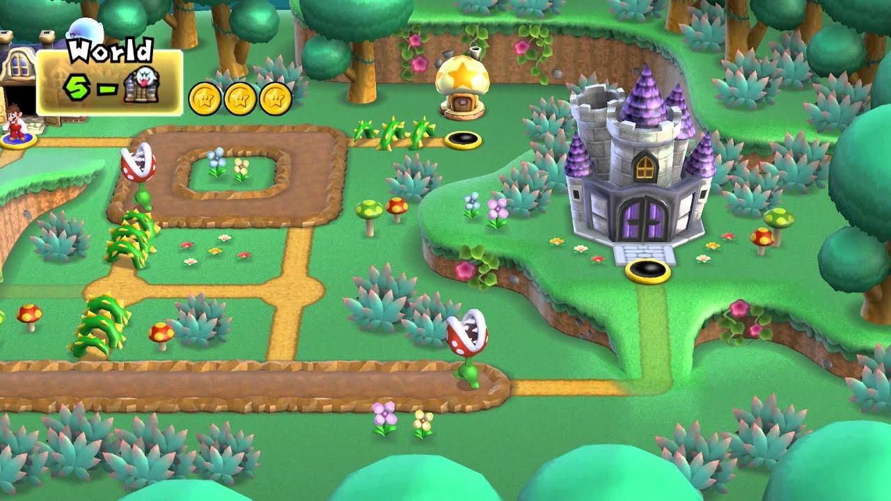 Dolphin 4 0 2 New Super Mario Bros Wii World 5 All
