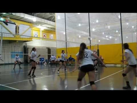 Kelsey O'Neill Volleyball - Loyola Academy College Prep