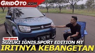 Suzuki Ignis SE MT   Test Drive   GridOto