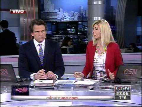 C5N - CASO CICCONE: PROCESAN AL VICEPRESIDENTE AMADO BOUDOU (PARTE 1)