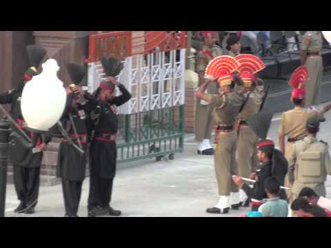 Wagah Border: The True Story Of The Wagah Border video