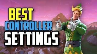 BEST Controller Fortnite Sensitivity + Settings + Dead Zone! (PS4 + Xbox Console Fortnite Season 8)