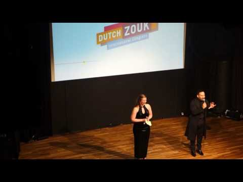 00026 DIZC2016 Recognition of Volunteers ~ video by Zouk Soul