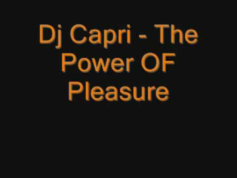 Dj Carpi - Power Of Pleasure