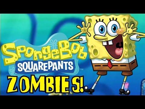 spongebob Squarepants Zombies! - Custom Zombies bikini Bottom (cod Waw Custom Zombies) video
