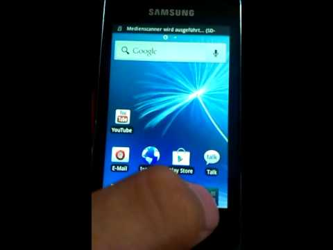 How to Root Samsung Galaxy ACE GT-S5830i