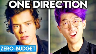 ONE DIRECTION WITH ZERO BUDGET! (Story Of My Life PARODY)