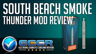 South Beach Smoke Thunder Starter Kit eCig Review - Unbiased eCig Consumer Reviews