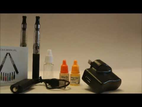 Ego CE5 E-cigarette Full kit by Vapourtine