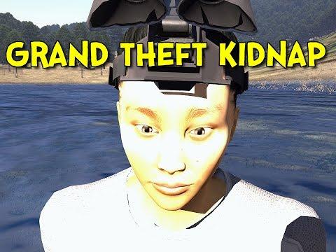 GRAND THEFT KIDNAP! - Arma 3 Life Mod (Funny Moments) - Ep.1
